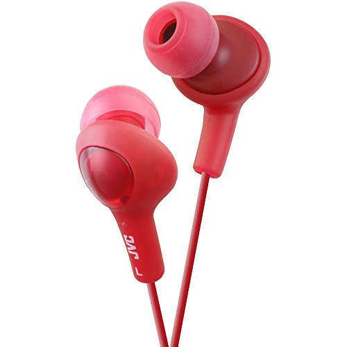Headphones value pack - JVC Marshmallow (Red) Overview