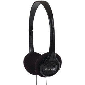 Koss Portable Stereo On-Ear Headphones with 4-Foot Cord and 3.5mm Plug, 12 Pack (KPH7-12)