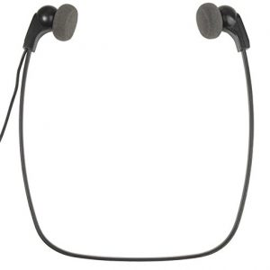 Philips Stereo Headphones LFH-334 Under-the-Chin Style Stereo Headset for All Philips Desktops