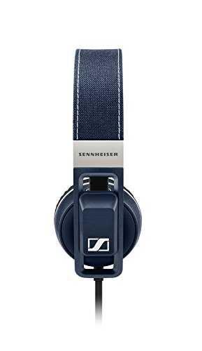 Sennheiser Urbanite Galaxy On-Ear Headphones – Denim (Discontinued by Manufacturer)