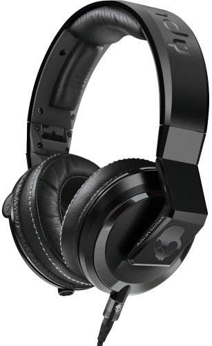 Skullcandy Unisex Mix Master (2012) Black Headphones