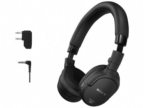 SONY Closed-Type Noise canceling Headphones MDR-NC200D