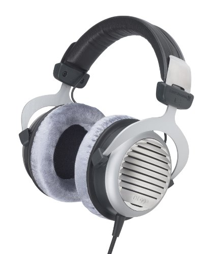 beyerdynamic DT 990 Edition 32 Ohm Over-Ear-Stereo Headphones. Open design, wired, high-end, for tablet and smartphone